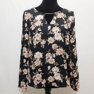 SZ S Forever 21 Floral Top